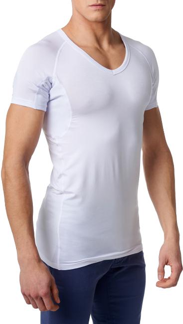 Tričko pod košeľu proti poteniu Gobi - Biele
